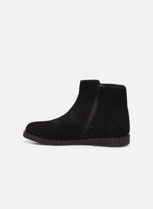 Bottines et boots Bopy Hotrame Lilybellule Noir vue face