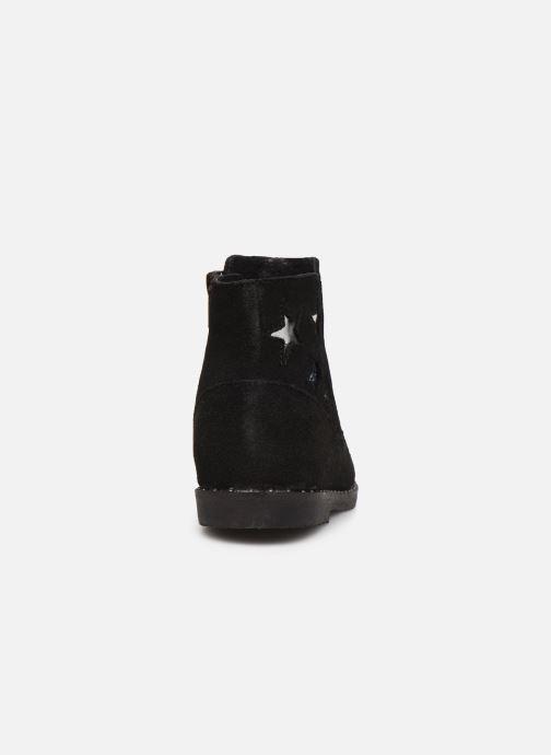 Bottines et boots Bopy Hotrame Lilybellule Noir vue droite