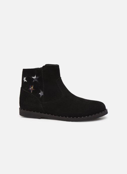 Ankle boots Bopy Hotrame Lilybellule Black back view