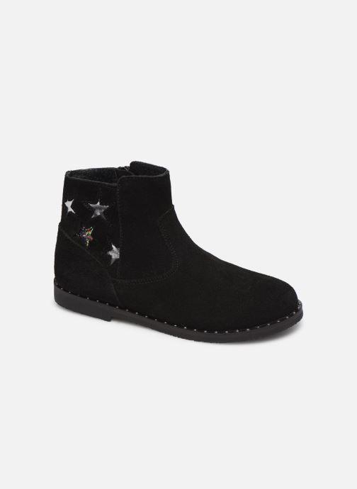 Bottines et boots Bopy Hotrame Lilybellule Noir vue détail/paire