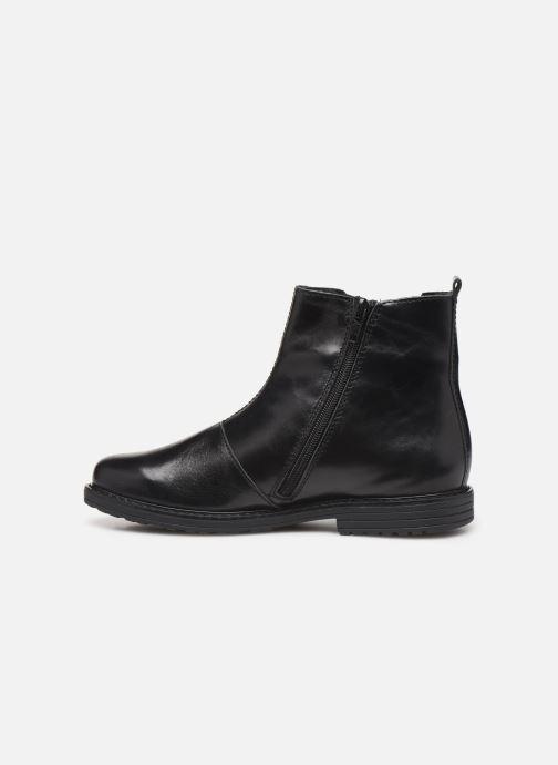 Bottines et boots Bopy Sadoli Noir vue face