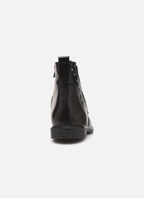 Bottines et boots Bopy Sadoli Noir vue droite