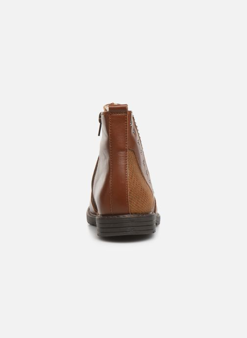 Bottines et boots Bopy Sadoli Marron vue droite