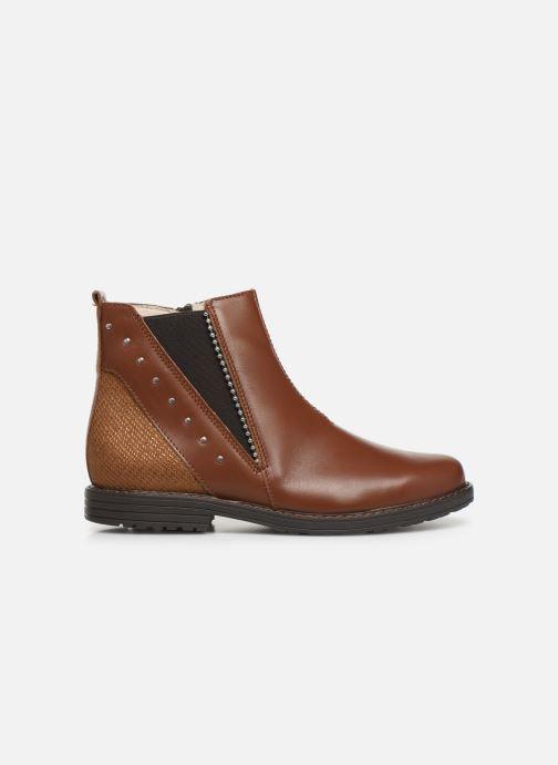 Bottines et boots Bopy Sadoli Marron vue derrière
