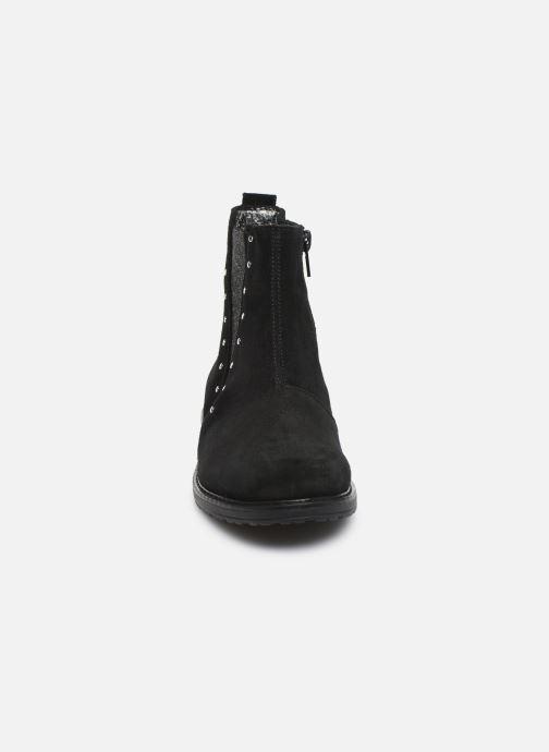 Stiefeletten & Boots Bopy Sisel schwarz schuhe getragen