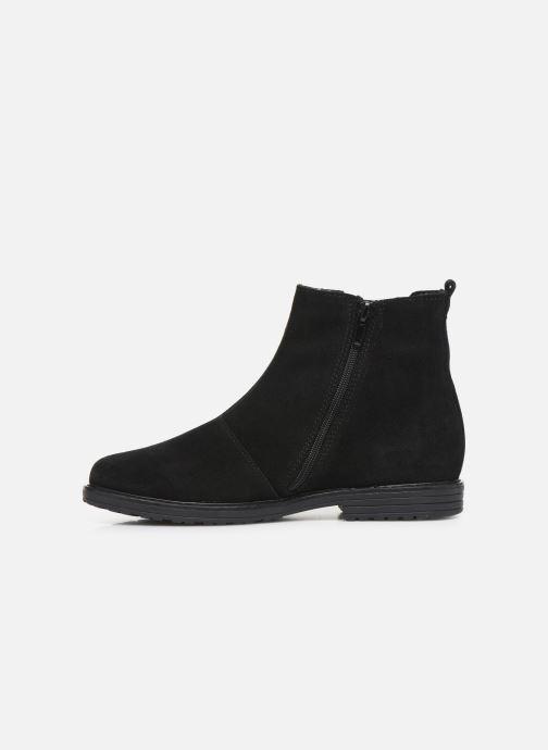 Stiefeletten & Boots Bopy Sisel schwarz ansicht von vorne