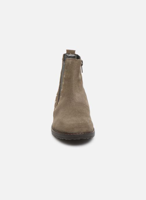 Bottines et boots Bopy Sisel Vert vue portées chaussures