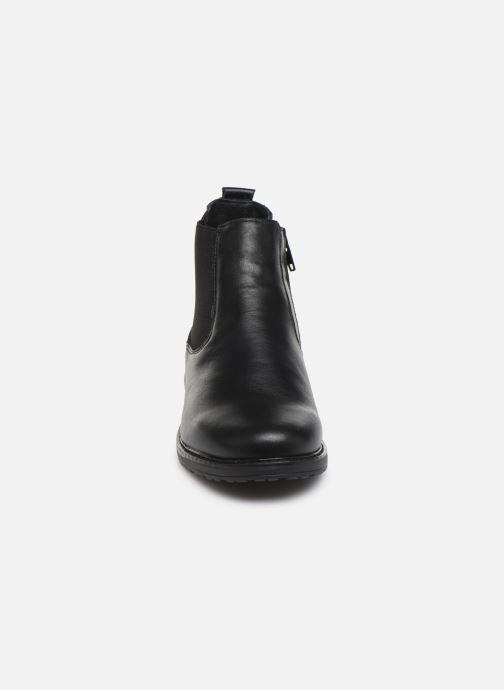 Ankle boots Bopy Selisa Black model view
