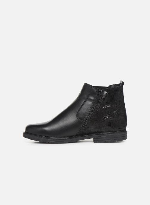 Boots en enkellaarsjes Bopy Selisa Zwart voorkant