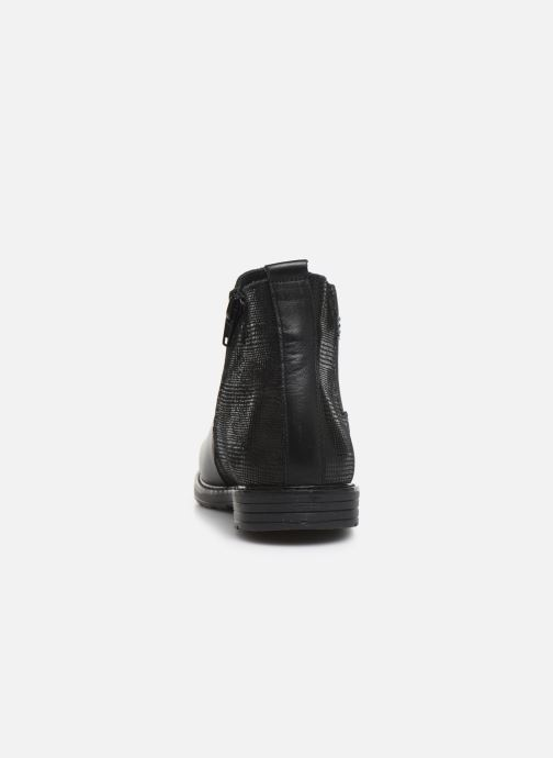 Ankle boots Bopy Selisa Black view from the right