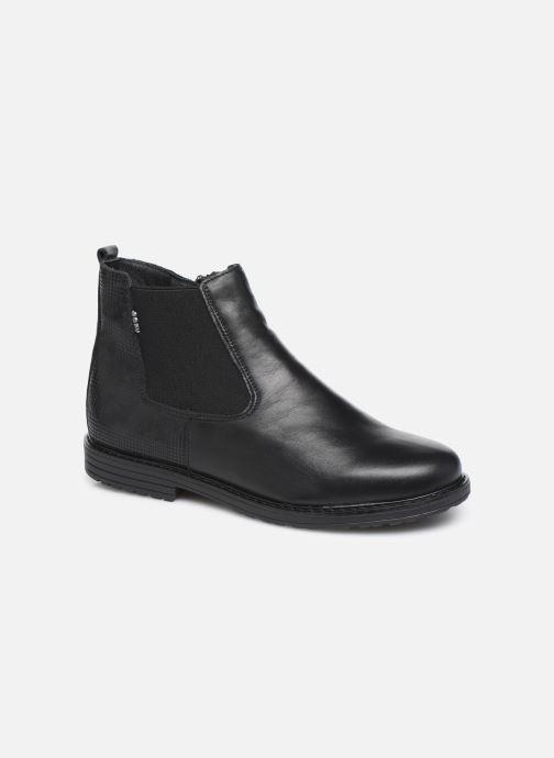 Boots en enkellaarsjes Bopy Selisa Zwart detail