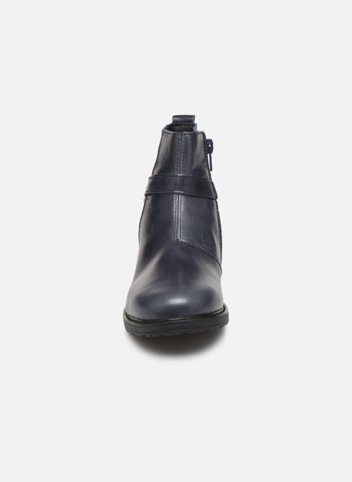 Boots en enkellaarsjes Bopy Sitaly Blauw model