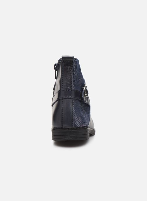 Boots en enkellaarsjes Bopy Sitaly Blauw rechts