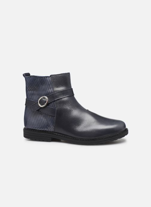 Boots en enkellaarsjes Bopy Sitaly Blauw achterkant