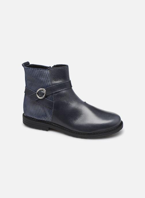 Boots en enkellaarsjes Bopy Sitaly Blauw detail