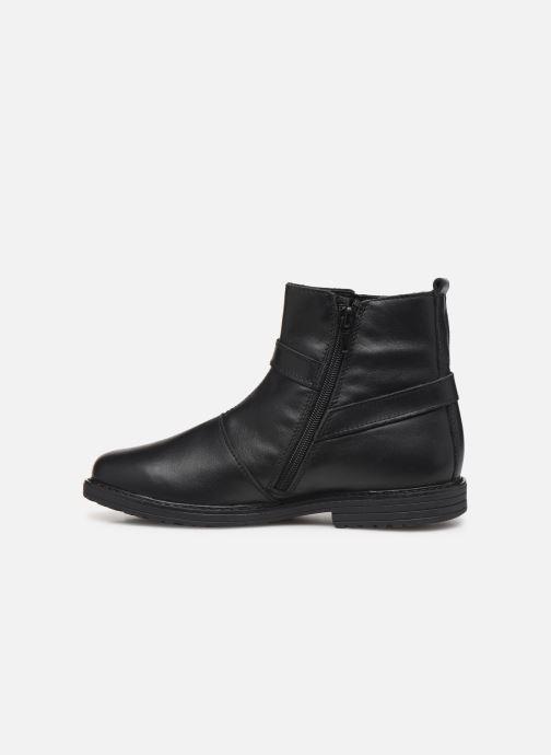 Bottines et boots Bopy Sianala Noir vue face