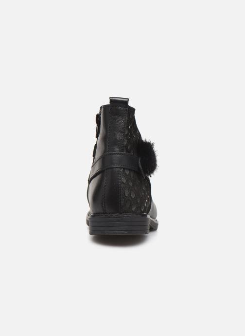 Bottines et boots Bopy Sianala Noir vue droite