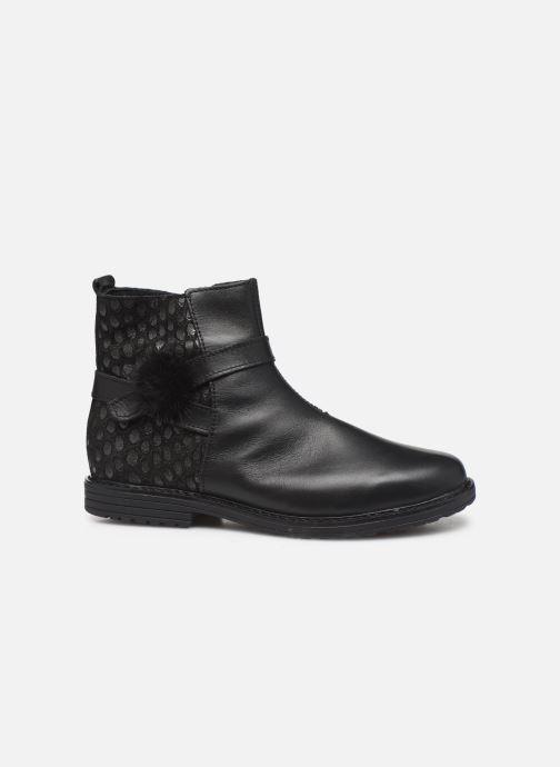 Boots en enkellaarsjes Bopy Sianala Zwart achterkant