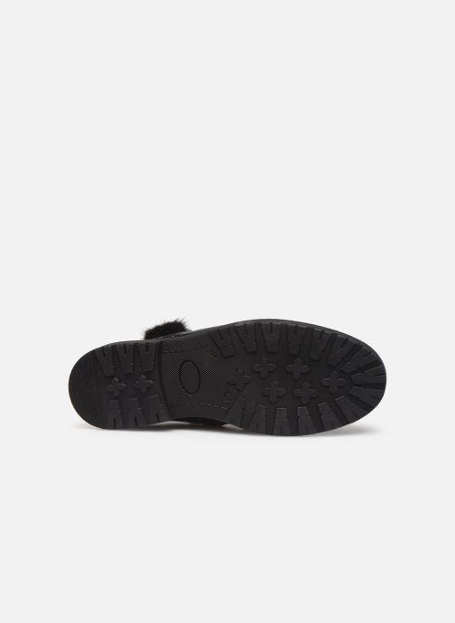 Bottines et boots Bopy Sianala Noir vue haut