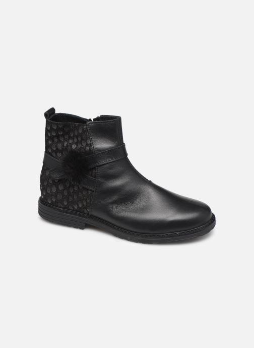 Bottines et boots Bopy Sianala Noir vue détail/paire