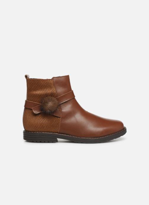 Bottines et boots Bopy Sianala Marron vue derrière
