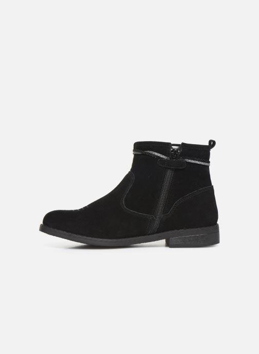Bottines et boots Bopy Leanora Noir vue face