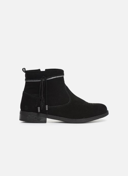 Boots en enkellaarsjes Bopy Leanora Zwart achterkant