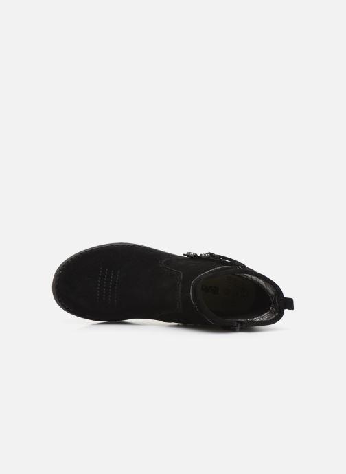 Bottines et boots Bopy Leanora Noir vue gauche