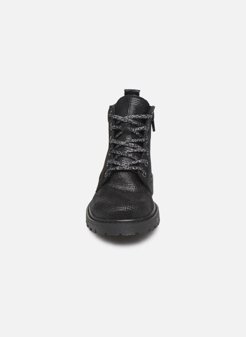 Bottines et boots Bopy Sigmala Noir vue portées chaussures