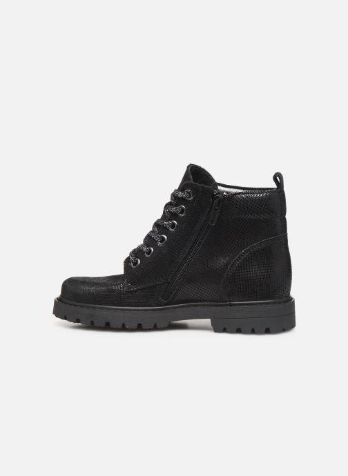 Bottines et boots Bopy Sigmala Noir vue face