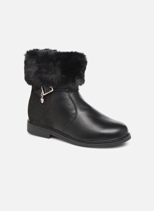 Boots & wellies Bopy Simoute Black detailed view/ Pair view