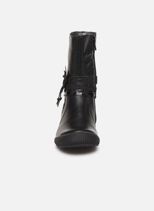 Bottes Bopy Sivea Noir vue portées chaussures