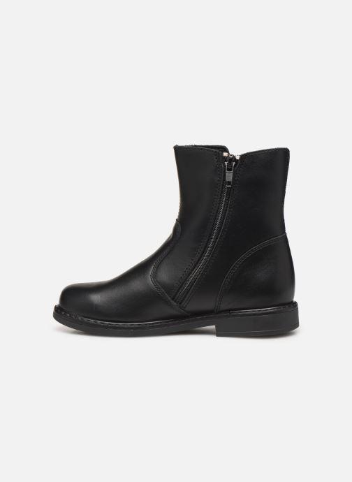 Laarzen Bopy Sijolie Zwart voorkant
