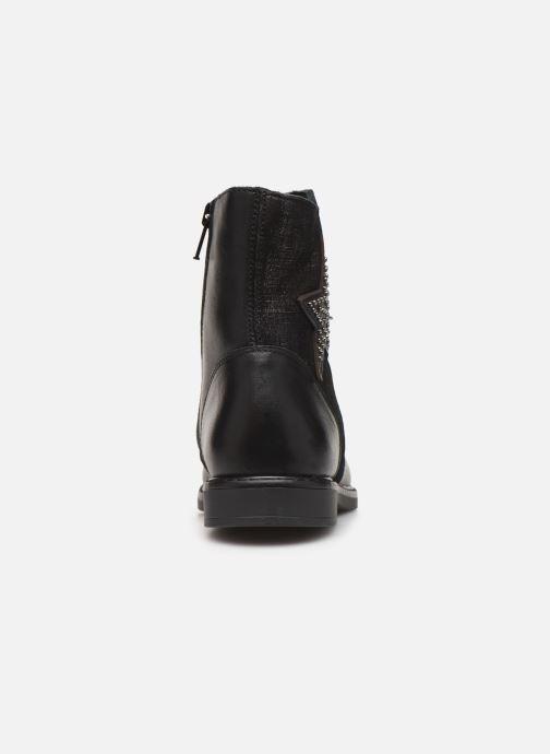 Laarzen Bopy Sijolie Zwart rechts