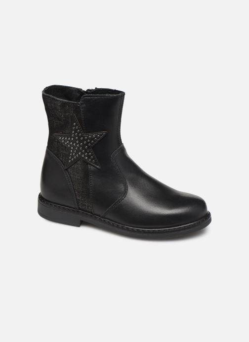 Laarzen Bopy Sijolie Zwart detail