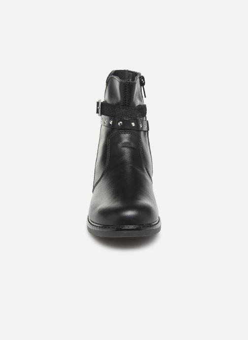 Bottes Bopy Sadaline Noir vue portées chaussures