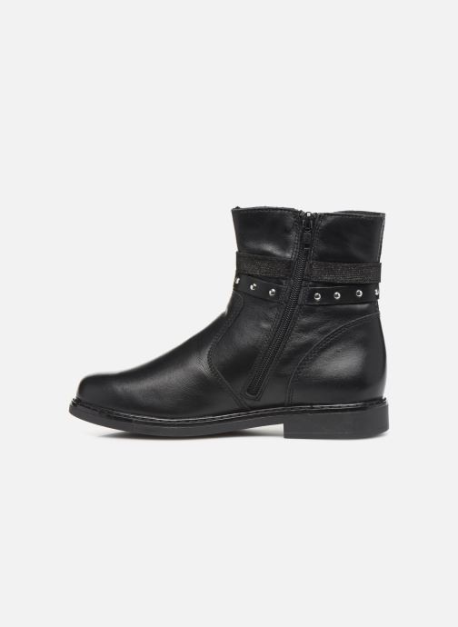 Støvler & gummistøvler Bopy Sadaline Sort se forfra