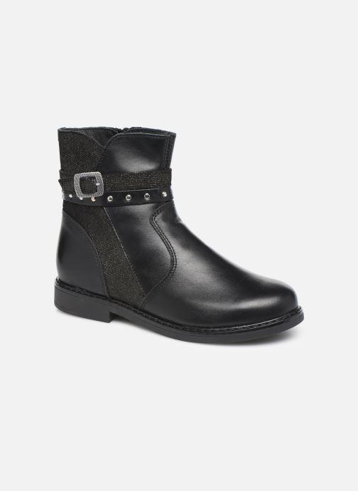 Støvler & gummistøvler Bopy Sadaline Sort detaljeret billede af skoene