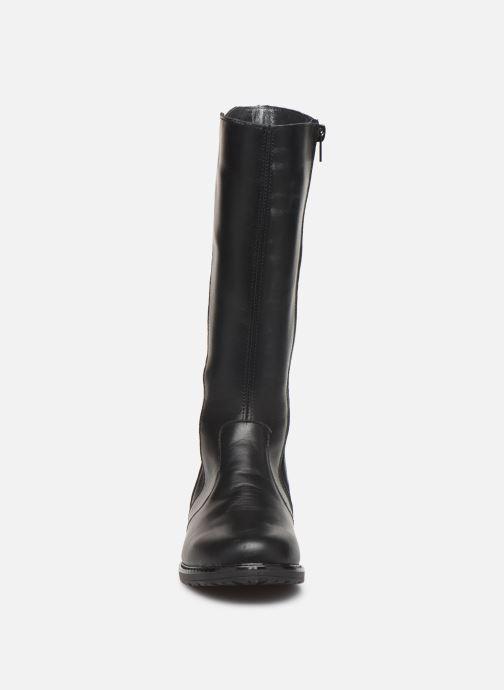Stiefel Bopy Siclass schwarz schuhe getragen
