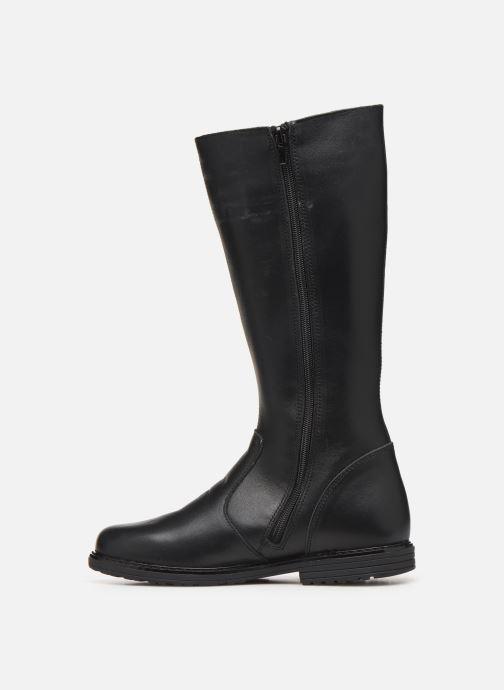 Stiefel Bopy Siclass schwarz ansicht von vorne