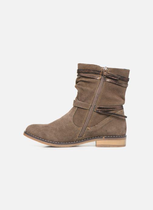 Bottines et boots Bopy Nochaliac Lilybellule Marron vue face