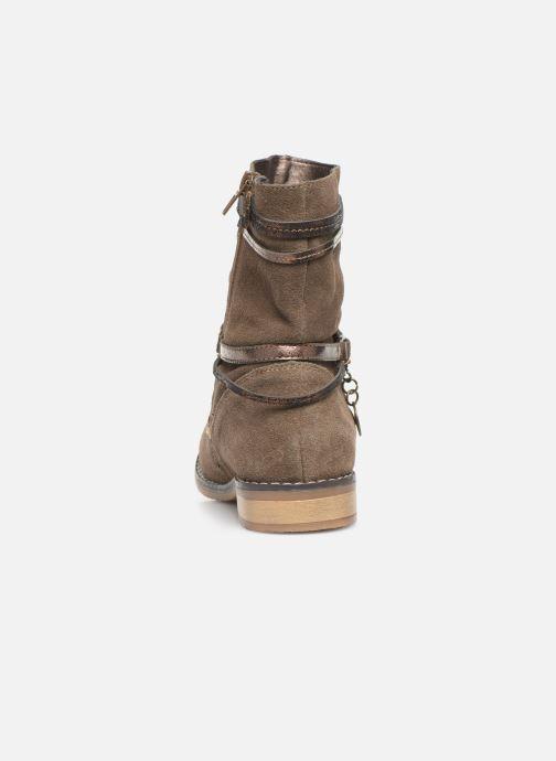 Bottines et boots Bopy Nochaliac Lilybellule Marron vue droite