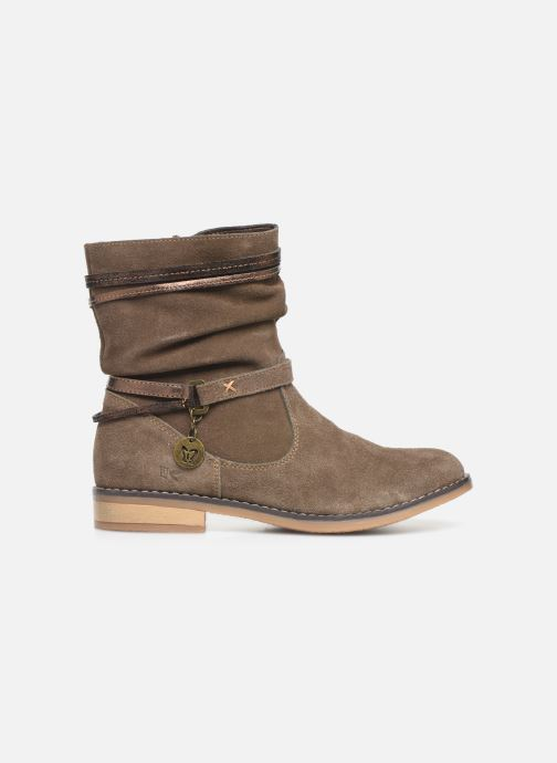 Bottines et boots Bopy Nochaliac Lilybellule Marron vue derrière