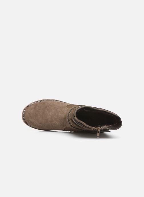 Bottines et boots Bopy Nochaliac Lilybellule Marron vue gauche