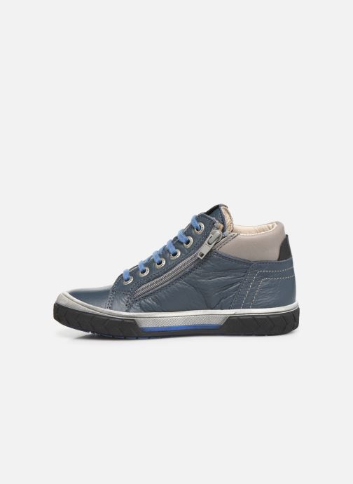 Trainers Bopy Varto Blue front view