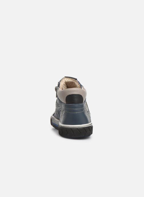 Sneakers Bopy Varto Blauw rechts