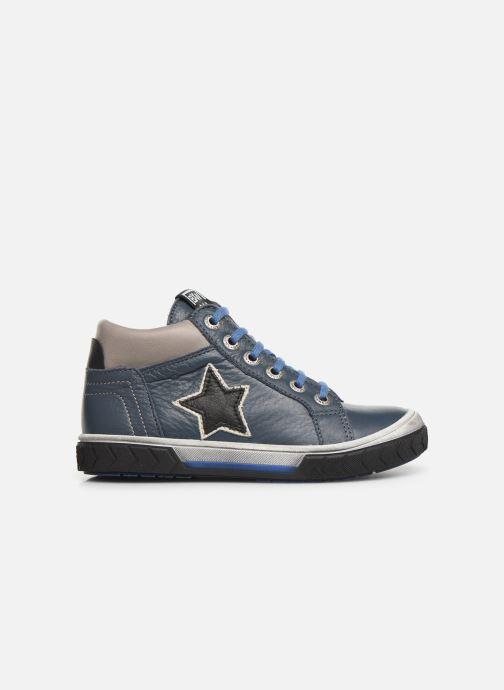 Sneakers Bopy Varto Blauw achterkant
