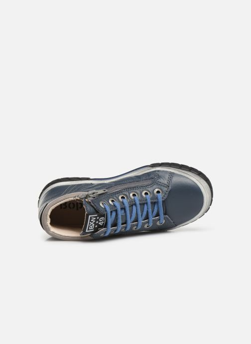 Trainers Bopy Varto Blue view from the left