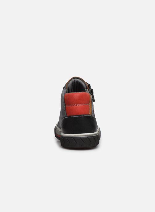 Baskets Bopy Vanta Gris vue droite