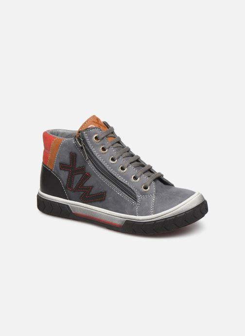 Sneakers Bopy Vanta Grijs detail